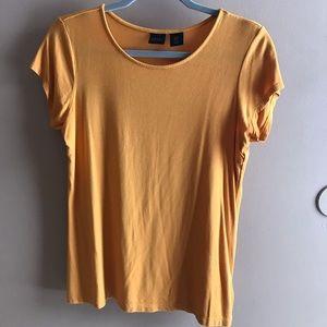 Mustard Short Sleeve T